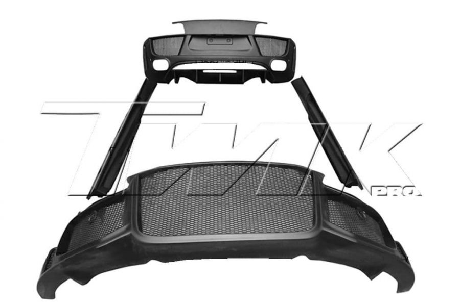 twikpro Audi R8 RG Full Body kit